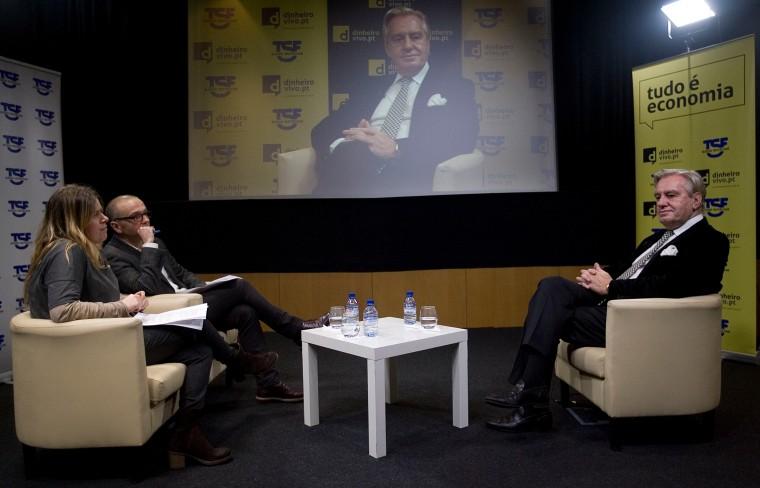Entrevista - Mário Assis Ferreira