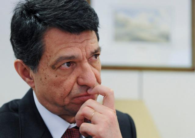 Jorge Humberto Correia Tomé, presidente executivo do Banif SGPS,SA