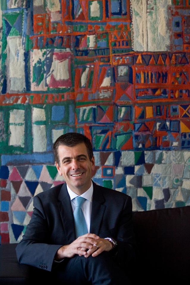 Lisboa: Ricardo Lima, CEO da Cimpor