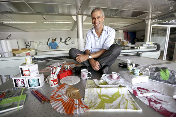 Luís Pilar - Presidente da Art Wear
