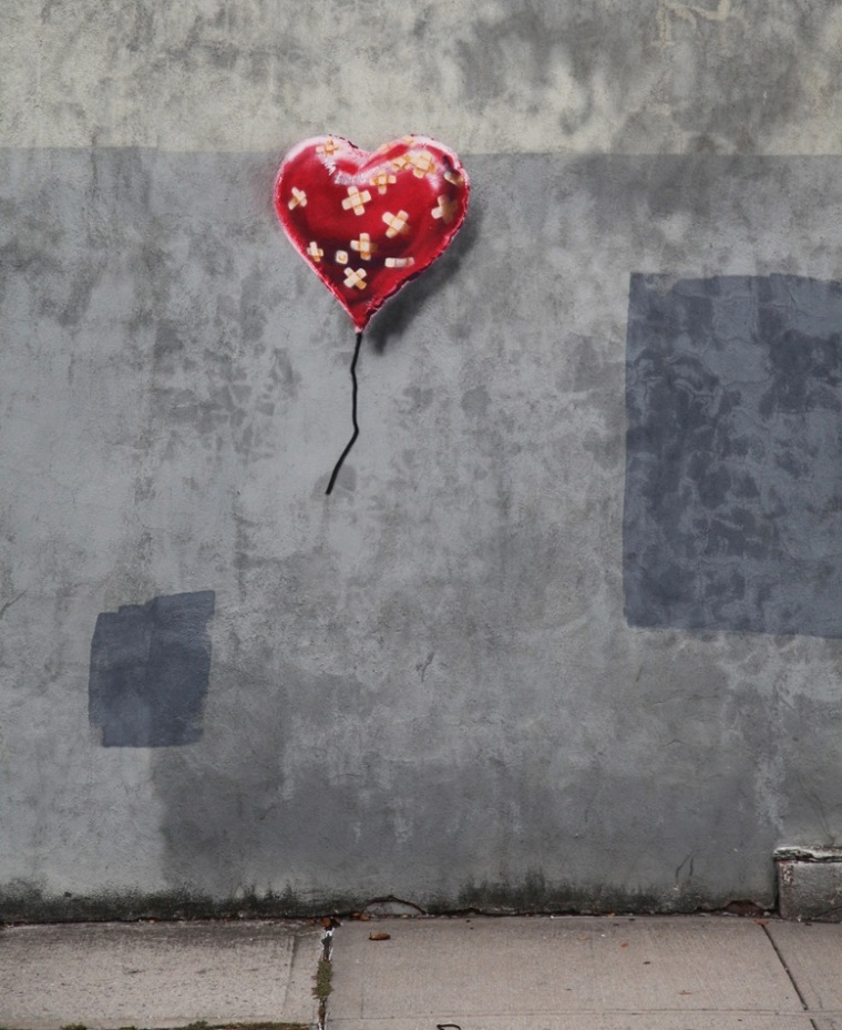 Banksy NY 3