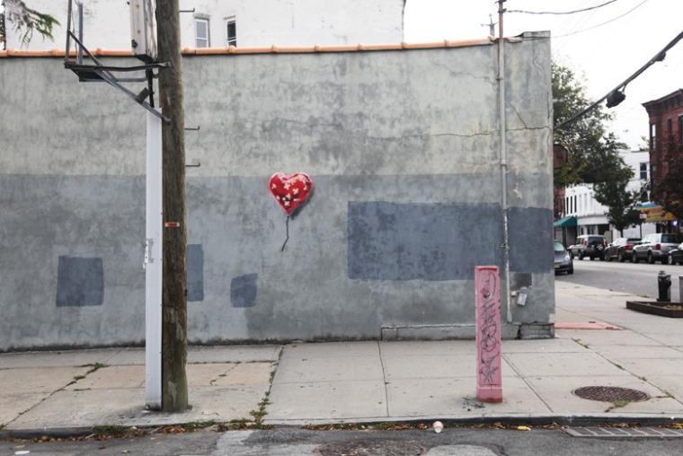 Banksy NY 4