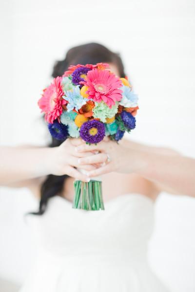 Bouquet Style me Pretty