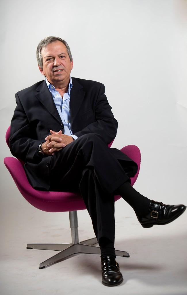 Entrevista - Jorge Morgado