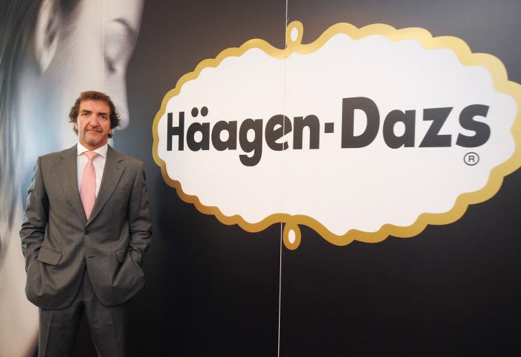 Entrevista ao Diretor-Geral da Haagen Dazs