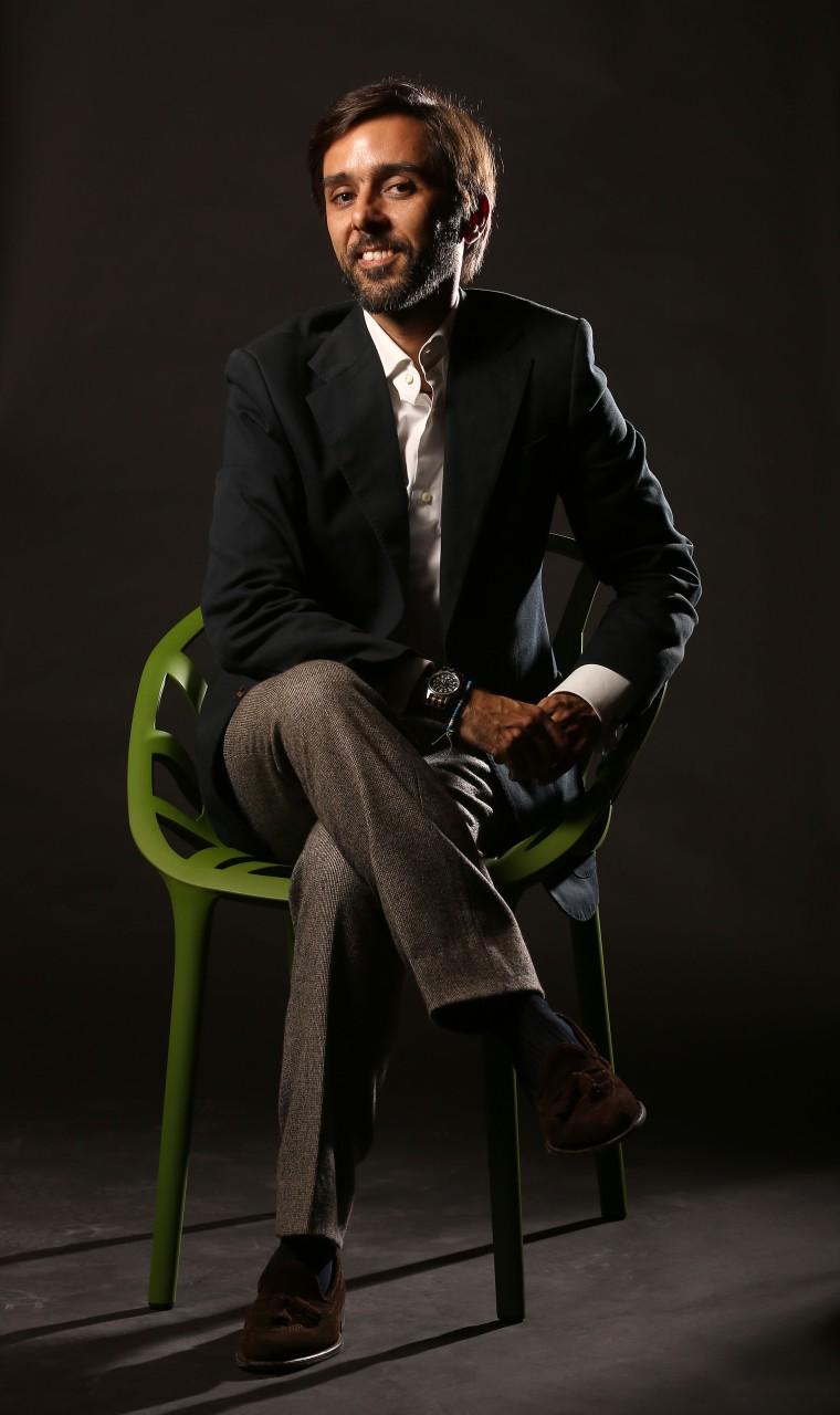 Entrevista - Rui Dias Alves