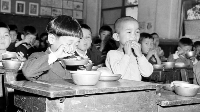 WWII Post War Japan