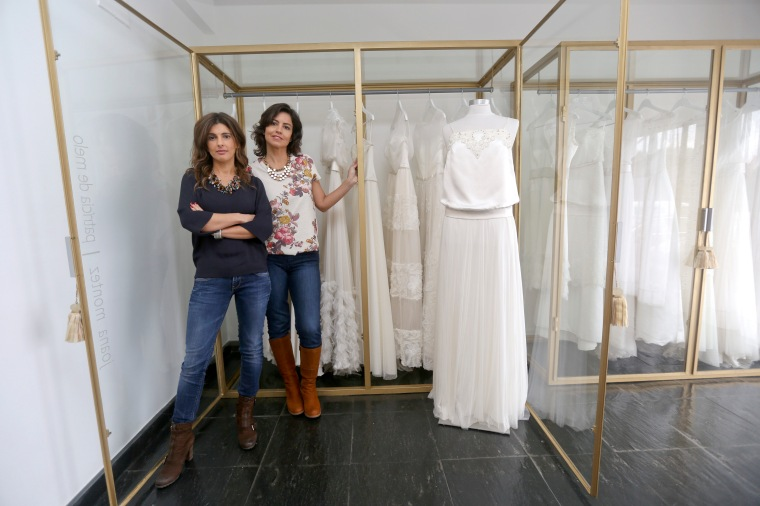 Patricia de Melo e Joana Montez