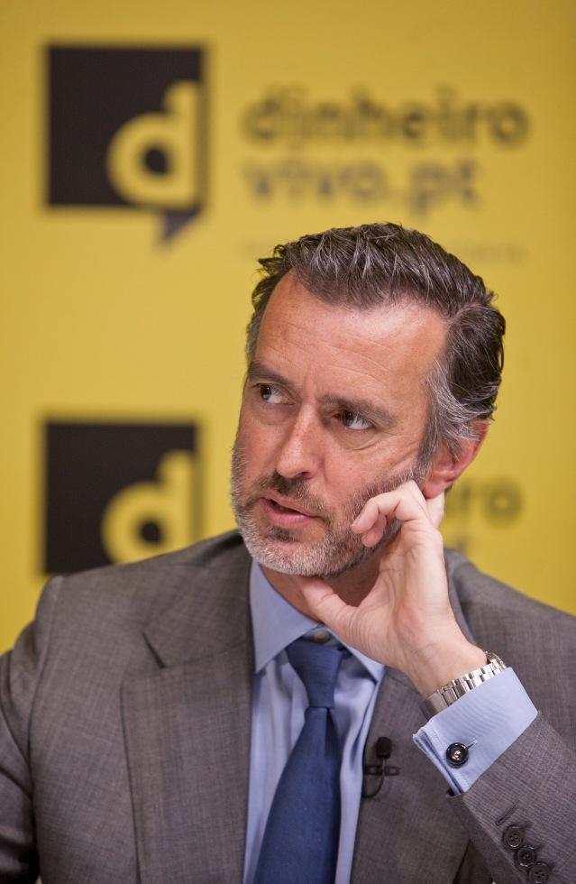 Cotrim de Figueiredo, presidente do Turismo de Portugal