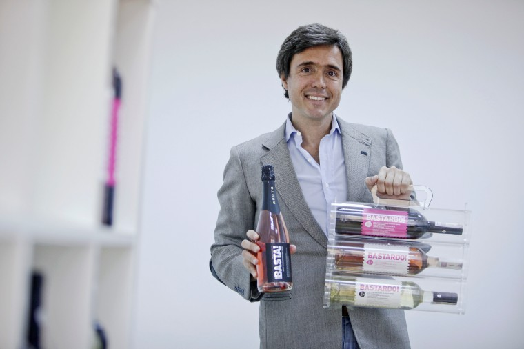 João Pedro Montes, presidente da Wines With Spirit.